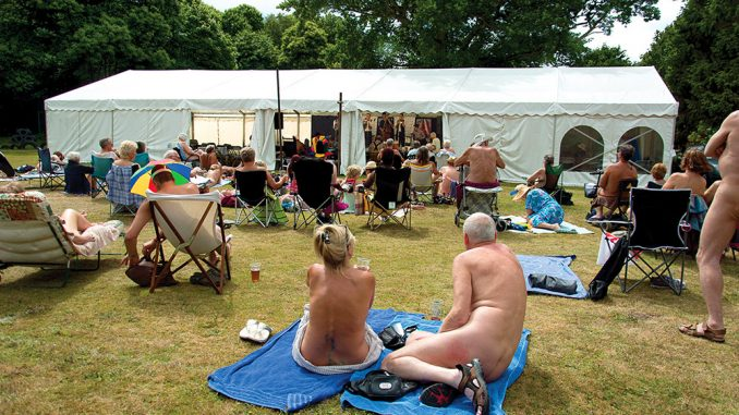 Naturist Foundation Club Guide