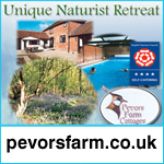 Pevors Farm Essex England naturist holidays nudist naked hotel B&B
