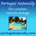 portugal naturally casa amarela naturist holidays nudist B&B