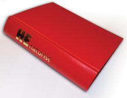 H&E binder