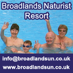 broadlands naturist resort norfolk norwich nudist travel holidays club sun uk