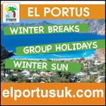 El Portus Spain naturist camping
