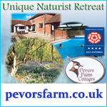 uk naturist B&B nudist holidays hotel pevors farm