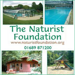 Naturist Foundation Kent UK holidays camping
