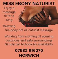 Ebony naturists