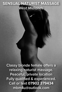 West-Midlands-naturist-massage-naked-nudist blonde female