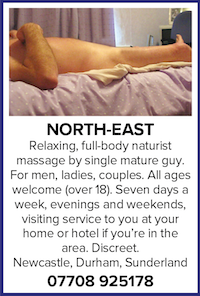stretching erotic massage newcastle