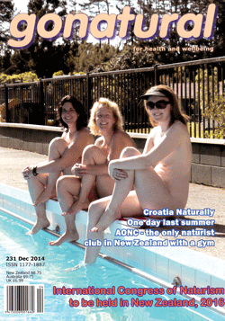 gonatural 231 New Zealand Naturist Magazine