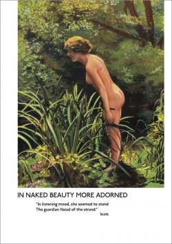 H&E naturist archive naked nudist 1936 Poster 1
