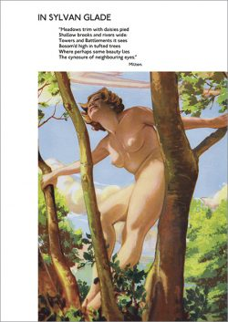 Health & Efficiency naturist July 1936 Poster Print 3