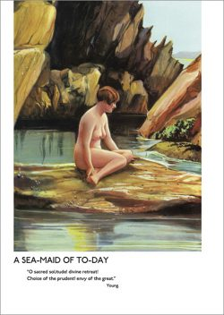 Health & Efficiency naturist July 1936 Poster Print 4