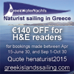 Greek Islands Sailing Naturism Clothing Optional