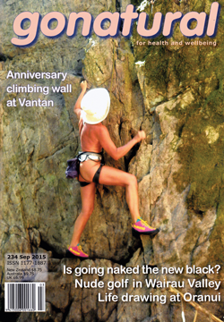 Gonatural New Zealand Naturist Magazine 234