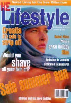 H&E Lifestyle naturist magazine
