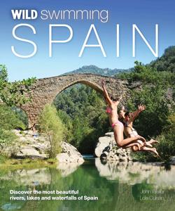 Wild Swimming Spain travel guidebook skinny dipping