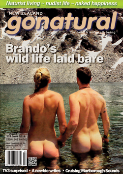 gonatural new zealand naturist nudist magazine 237