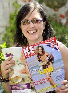 Sam Hawcroft H&E naturist editor