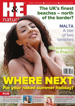 H&E Health & Efficiency February 2017 naturist magazine