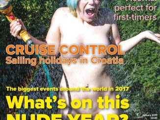 H&E Health & Efficiency January 2017 naturist magazine