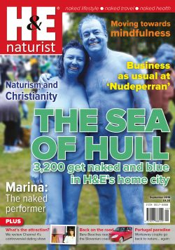 H&E naturist magazine September 2016 Sea of Hull