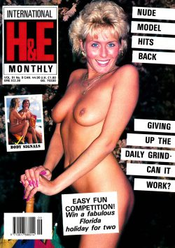 H&E International Monthly September 1990 (Vol 91, No 9)