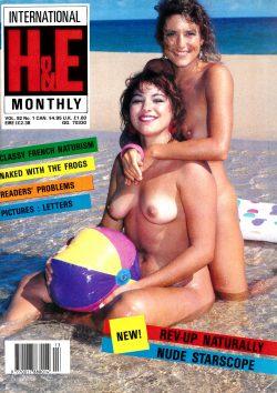 H&E International Monthly, January 1991 (Vol 92, No 1)