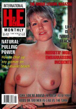 H&E International Monthly, January 1993 (Vol 94, No 1)
