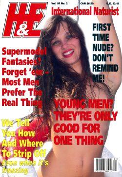 H&E International Naturist, February 1996 (Vol 97, No 2)