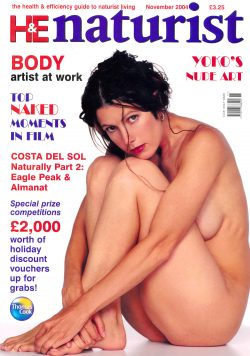 H&E naturist (Health & Efficiency) November 2004