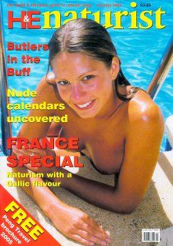 H&E naturist (Health & Efficiency) January 2005