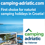 Camping Adriatic Croatia naturist holidays nudist naked vacations