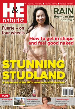 H&E June 2017 naturist magazine health efficiency nudism naked naturists