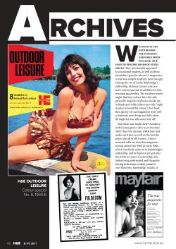 H&E June 2017 naturist magazine health efficiency nudism naked naturists