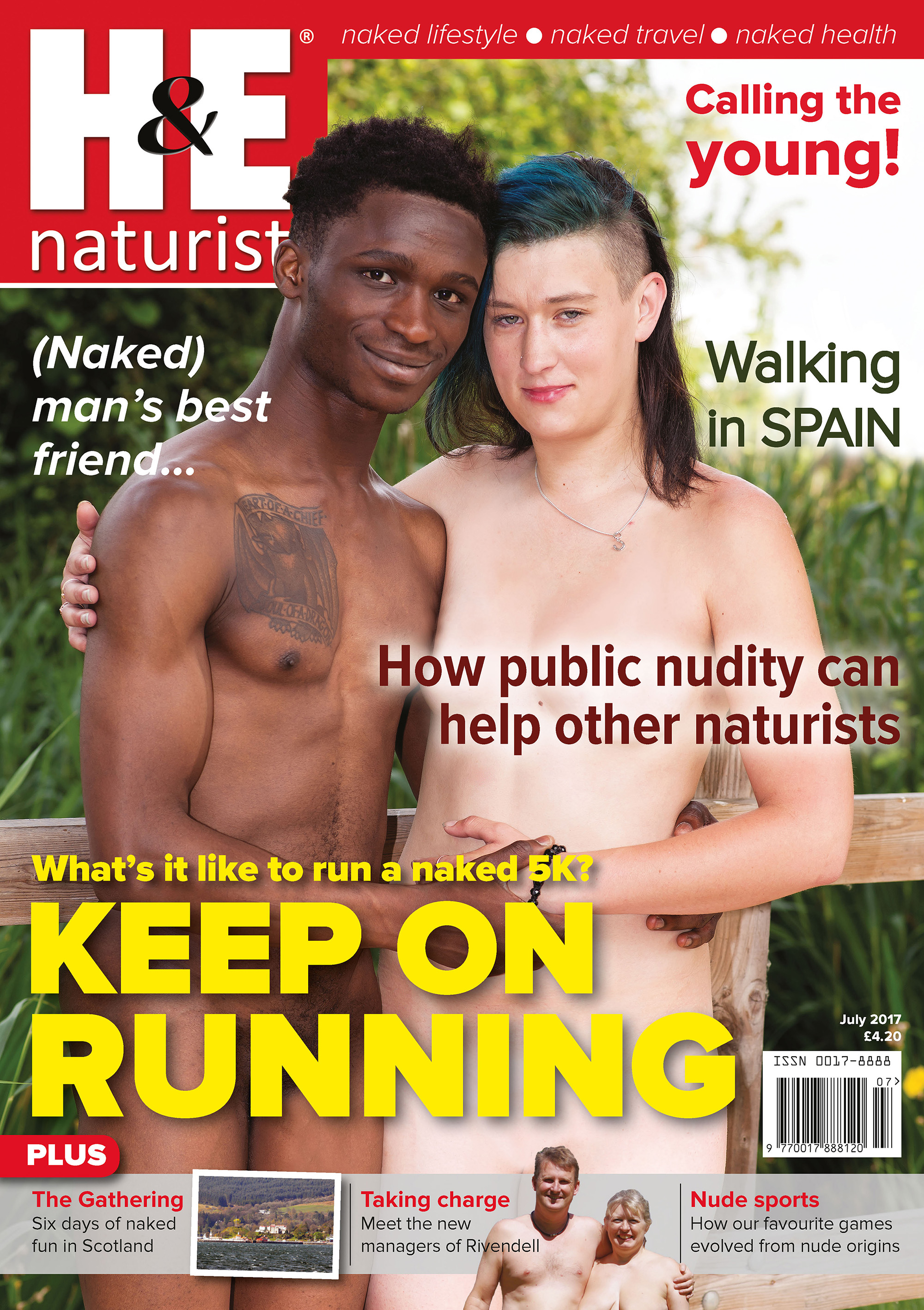 Naturist Teen Magazin 79