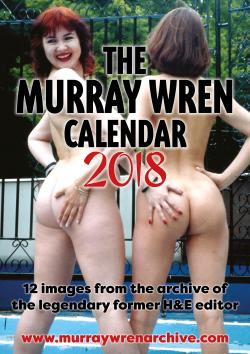 Murray Wren naturist naked calendar 2018