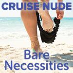 cruise bare necessities sailing naked naturist resort nudist travel holidays sun mediterranean