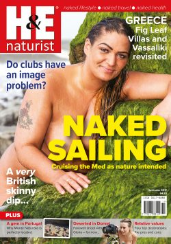 H&E November 2017 naturist nudist magazine health efficiency