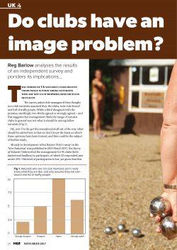 H&E November 2017 naturist nudist magazine health efficiency