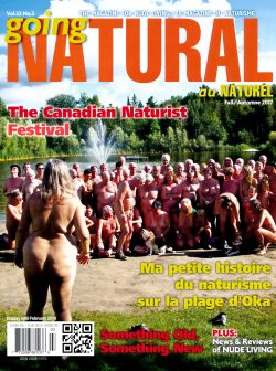 Going Natural Canada Naturist Magazine Fall 2017