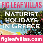 fig leaf villas greece holidays naturist nudist