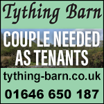 wales tything barn tenants needed naturist holidays camping