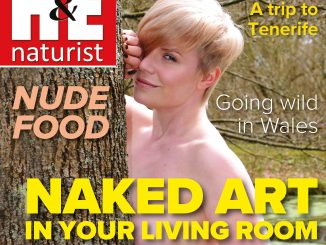 H&E May 2018 naturist nudist magazine health efficiency