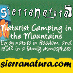 sierra natura naturist nudist holidays spain
