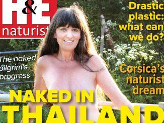 H&E July 2018 naturist nudist magazine health efficiency