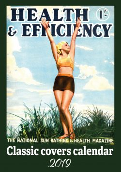 H&E Health Efficiency classic covers calendar 2019
