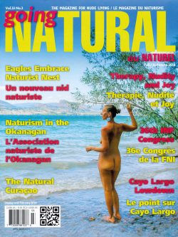 Going-Natural-Fall-2018 Canadian Naturist Magazine
