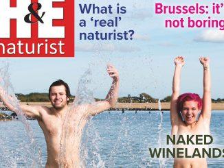 H&E February 2019 naturist nudist magazine health efficiency