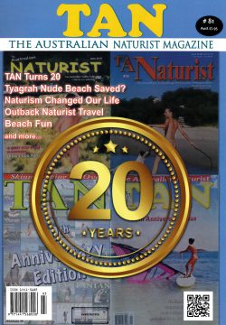 The Australian Naturist Magazine, number 81