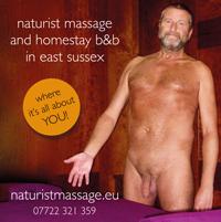 Theo-2019-advert-H&E-naturist-massage-B&B-east-sussex-homestay-accommodation-naked-nude