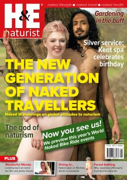 H&E May 2019 naturist nudist magazine health efficiency